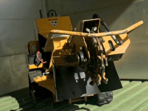 Stump Grinder, 27 hp. Self Prop - 3