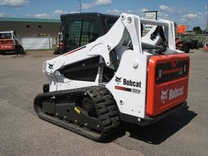 T590 Compact Track Loader - 1