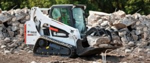 T590 Compact Track Loader - 3