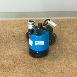 Tsurumi Submersable Pump With Auto Float S-LB-480A (3)