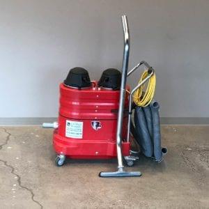 Vacuum, dust collection 200 cfm - 1
