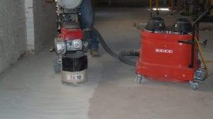 vac200 dust