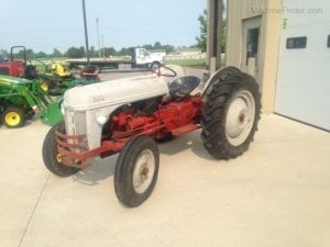 1950 Ford Tractor