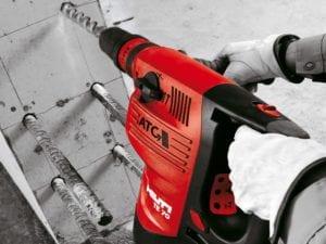 SDS-Max-Roto-Hammer-HILTI-TE-70-3