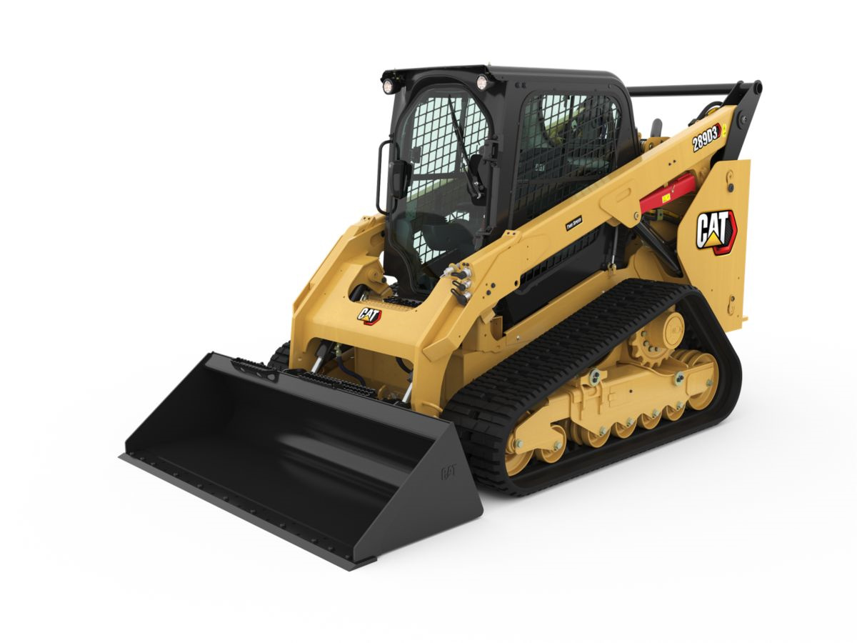 CAT Compact Track Loader Rental