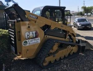 CAT Track Loader 289 D3