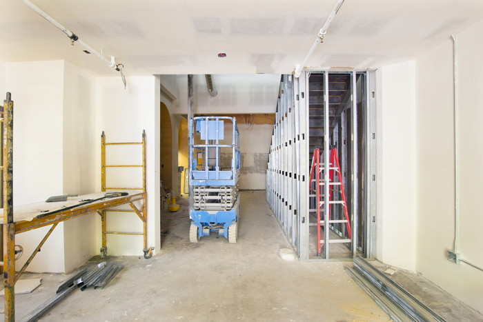 Drywall Scaffolding Rental