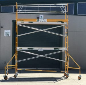 ScaffoldingTower Kit Rental
