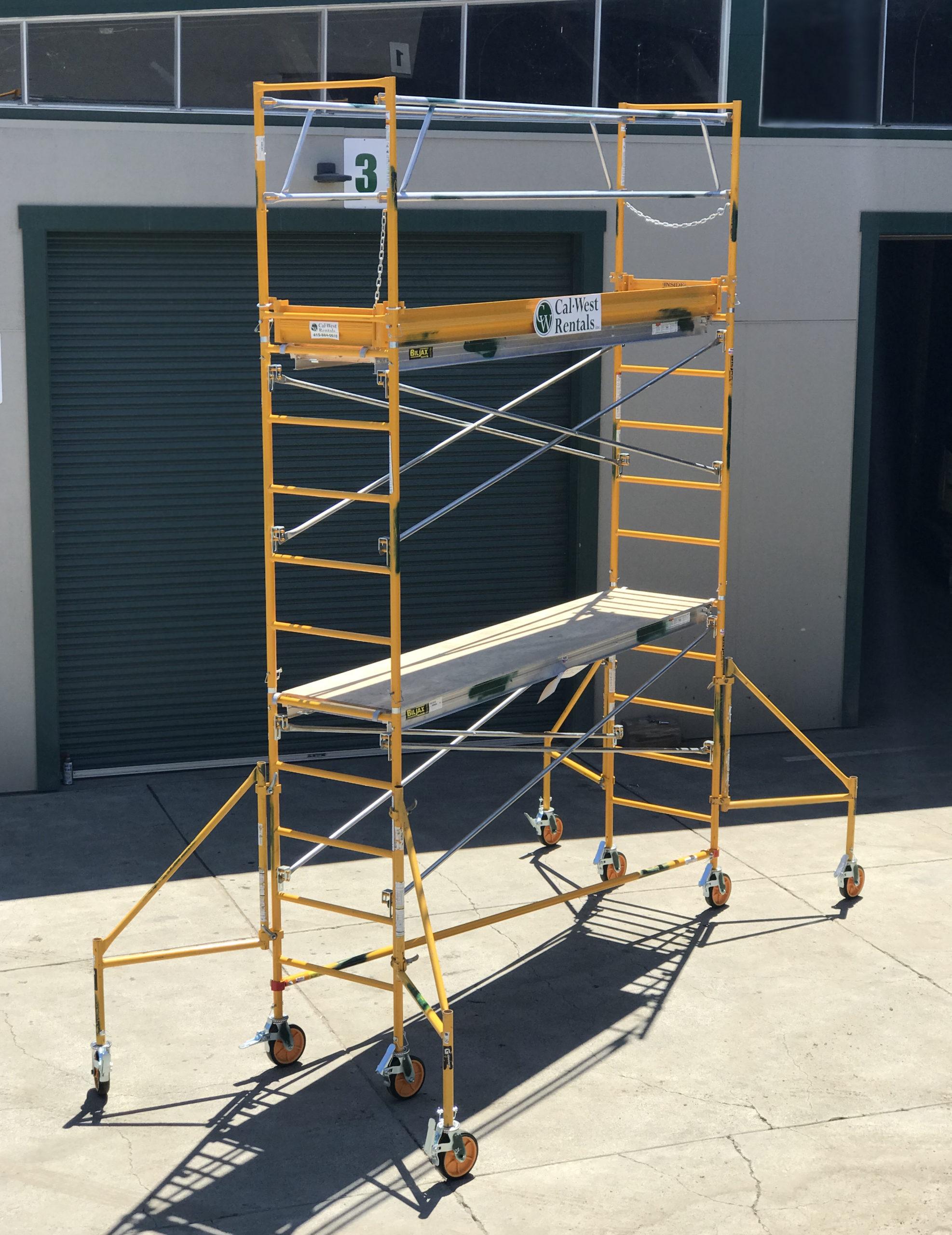 Biljax 5ftX28inX10ft ScaffoldingTower Kit