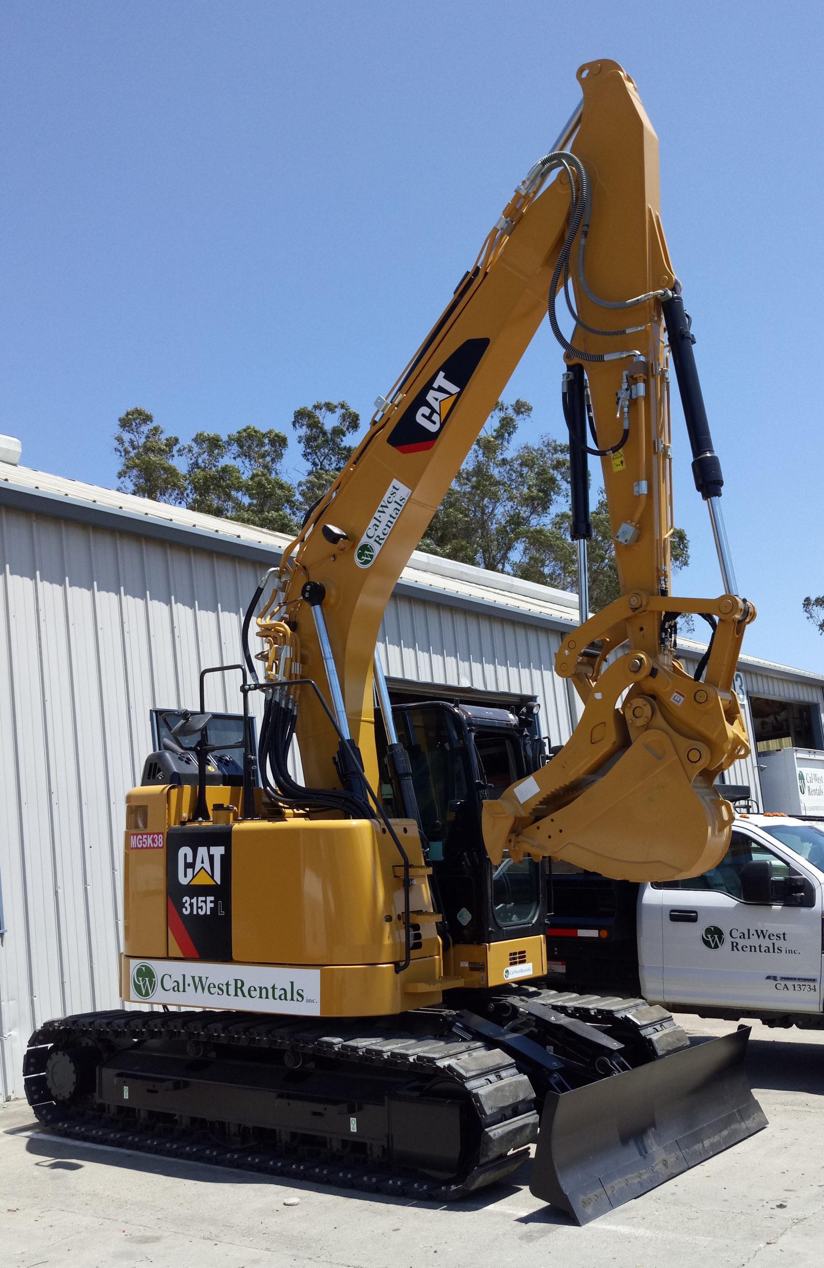 CAT 315 Excavator 315F